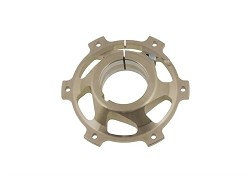 AL disks hub  50 mm for self-vetilated brake disk  206