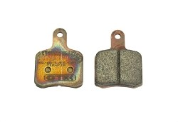 BS5-BS6 Gold Brake Caliper Pad (each)