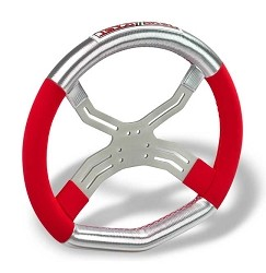 TonyKart 4 spoke steering wheel high grip