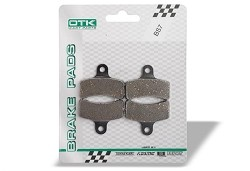 BS7/SA3 front brake calipers pad (4 pcs box)