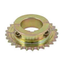 RLV #428 Steel Two Piece Sprocket