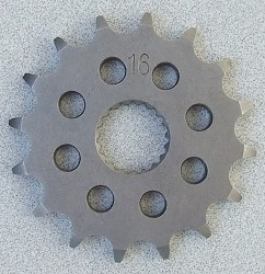 CR125 CounterShaft Sprocket #428