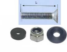 Floor Tray Bolt Kit