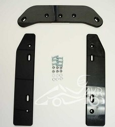 Large Chassis Skidplate Kit