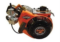 Used Briggs LO206 Engine with Build Kit