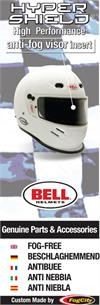 Bell Hyper Shield Anti Fog Insert