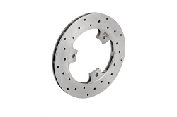 Mini rear brake disk Ø 160x10mm