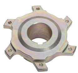 MG disk's hub 40mm for brake disk 206x16mm