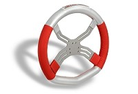 TonyKart 4 Spoke Kart Steering Wheel