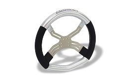 Exprit 4 spoke steering wheel high grip
