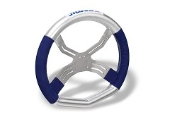 Kosmic 4 spoke steering wheel high grip