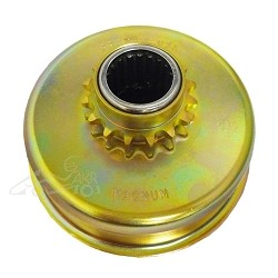 3. GXH50 Noram Clutch Drum Assembly