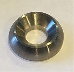 Titanium (Grade-5) Finish Washers