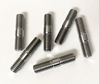 Titanium 8mm Wheel Stud