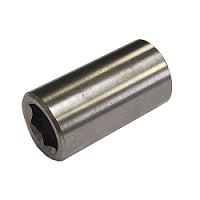 Titanium Cylindrical Wheel Nut