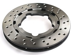 Sinter CRG Rear Brake Disc