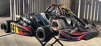 Used CRG Rebel with Swedetech Honda CR125 Kart