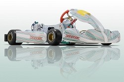 TonyKart Racer 401R Chassis