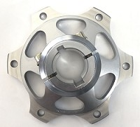 SKM Brake Hub 30mm Titanium- CLEARANCE