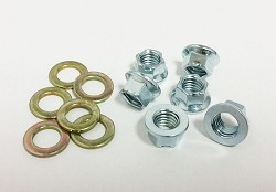 Magnesium Wheel Bolt Kit