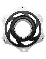 CRG Sprocket Carrier 50mm Black