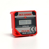 Oppama PET 3200R Engine Hourmeter