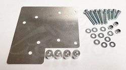 Animal LO206 Fuel Pump Mounting Plate