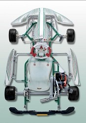 TonyKart STV 4 Cycle Chassis
