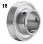 18. CRG, 40mm Axle Bearing