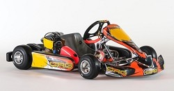 CRG Black Mirror Cadet Chassis