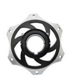CRG Sprocket Carrier 40mm Black