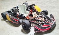 CRG Road Rebel with IAME X30