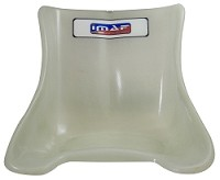 IMAF Model F6 Flat Bottom Seat- Soft Flex