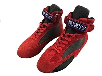 Sparco K-Mid 38 Red Shoe