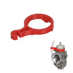 Dellorto VHSH 30 Carburetor Fuel Line Support Clamp