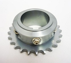 XAM Aluminum #415 Sprocket - 50mm