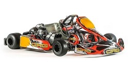 CRG Road Rebel KZ Chassis