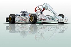 TonyKart Rookie USA Chassis