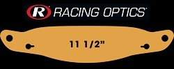 Racing Optics Arai GP-5 Amber SpeedStack7 Tear-Offs